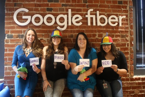Google Fiber Spelling Bee Team Photo.jpg